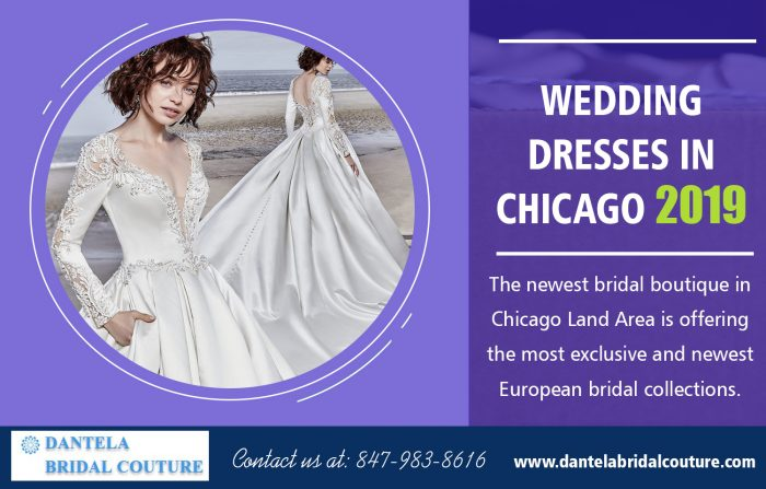 Wedding Dresses in Chicago 2019