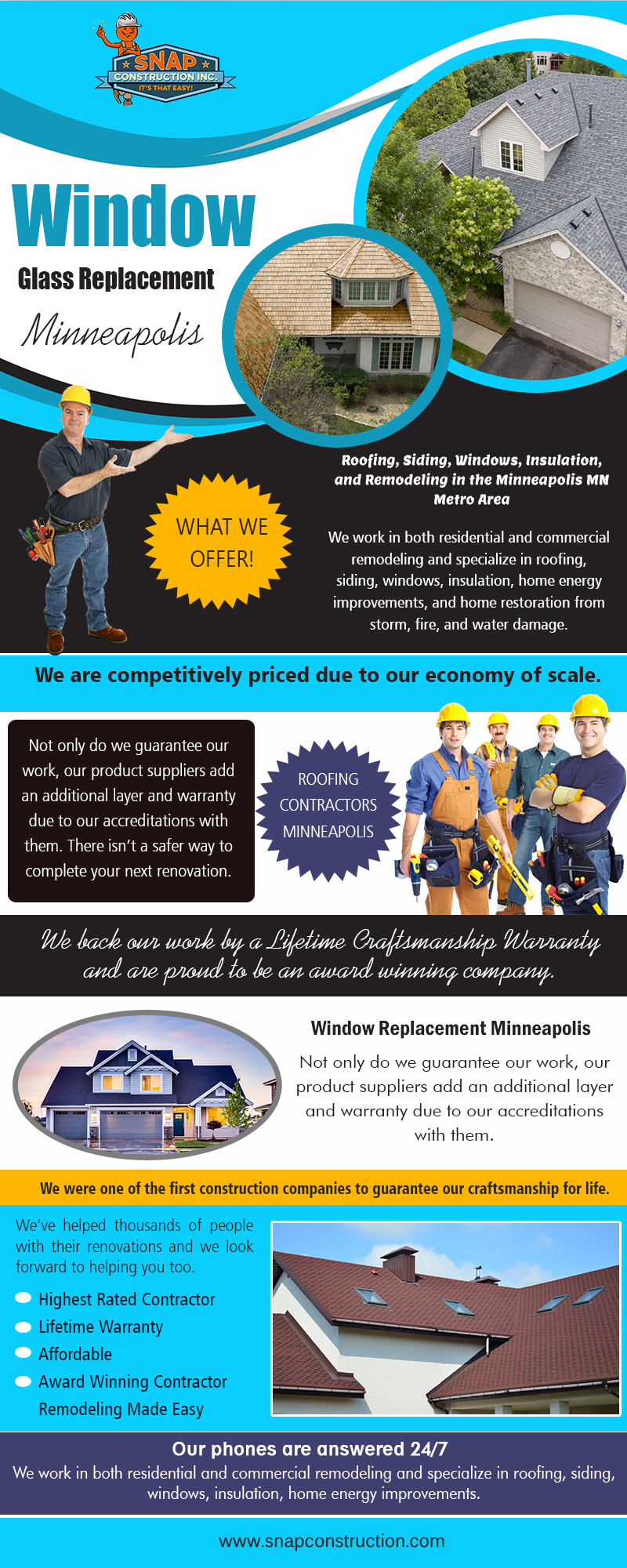 Window Glass Replacement Minneapolis