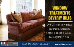 Window Treatments Beverly Hills