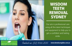 Wisdom Teeth Removal Sydney | Call – 02 9566 2030 | www.dentalcareglebe.com.au