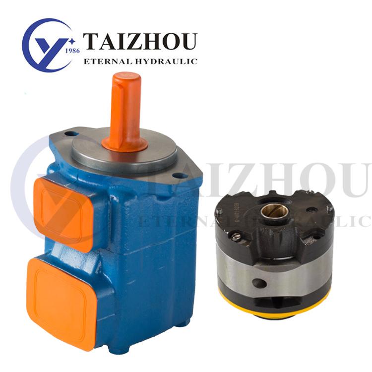 Vickers Vane Pump, Vane Pump – 5 Fault Causes