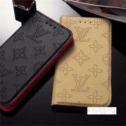 LV iphoneXr/XsMAXケース 手帳型 アイフォンテンエス マックス 携帯カバー レザー メンズ ビジネス風