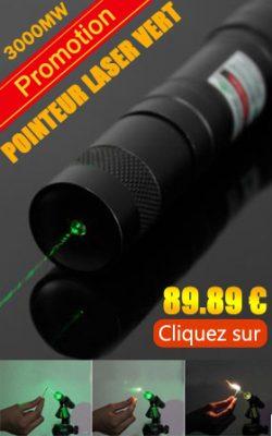 Principe et application du capteur de deplacement laser