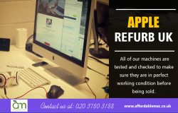 Apple Refurb UK