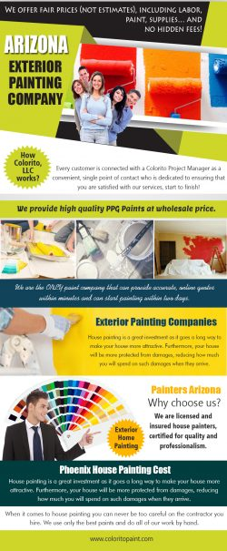 Arizona Exterior Painting Company