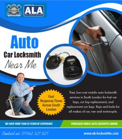 Auto Car Locksmith near me | Call – 07462 327 027 | uk-locksmiths.com