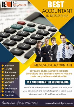 Best Accountant in Mississauga