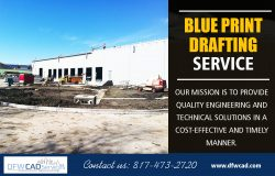 Blue Print Drafting Services