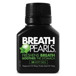 Breath Pearls Natural Capsules 50 –