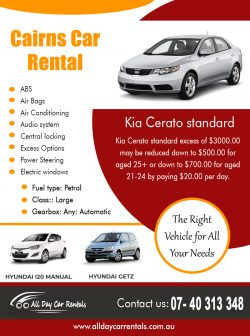 Cairns Car Rental