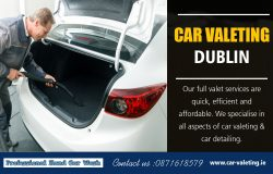 Car Valeting Dublin