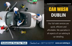 Car Wash Dublin