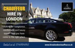 Chauffeur Hire in London