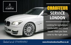 Chauffeur Service London