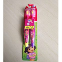 Colgate Dora The Explorer Toothbrushes 2 Pack –