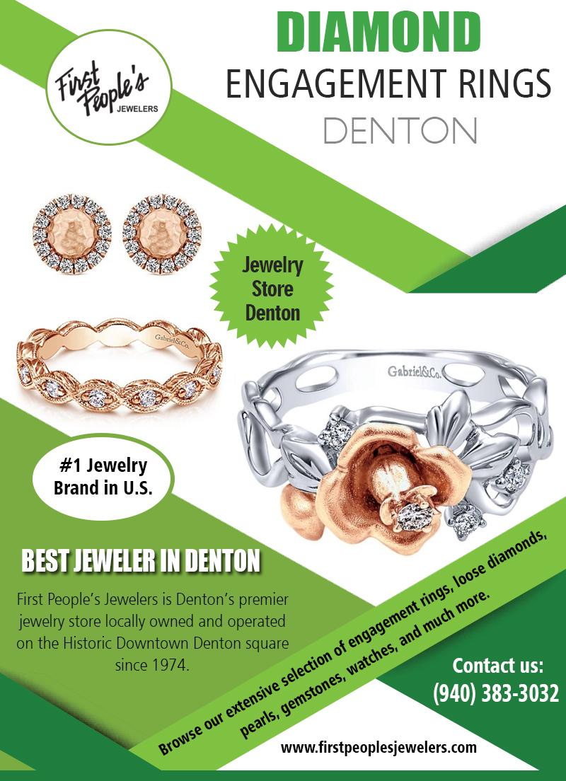 Diamond Engagement Rings Denton