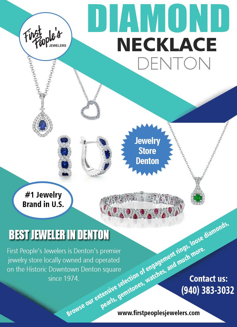 Diamond Necklace Denton