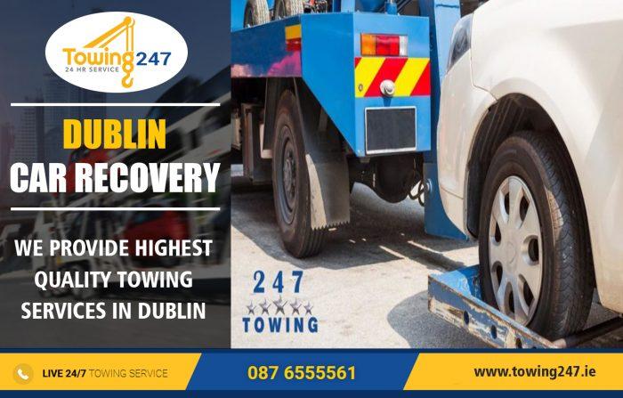 Dublin Car Recovery