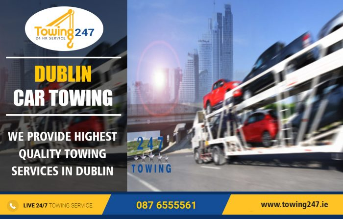 Dublin Car Towing