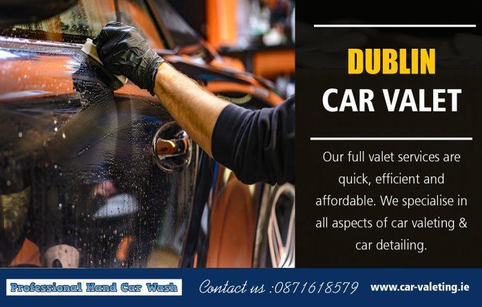 Dublin Car Valet