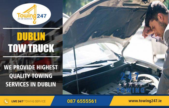 Dublin Tow Truck