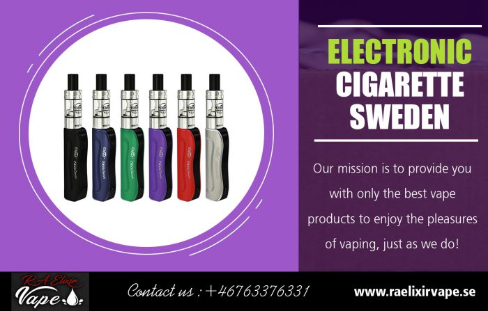 Electronic Cigarette Sweden