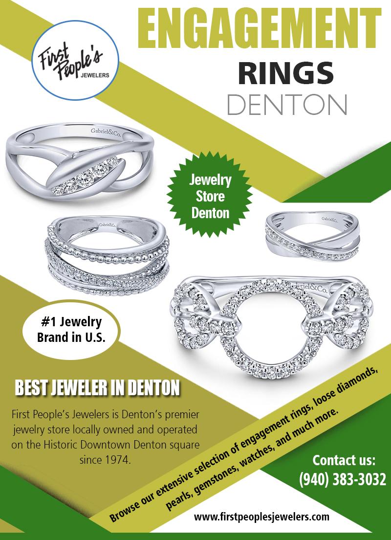 Engagement Rings Denton