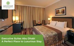 Executive Suites Abu Dhabi – A Perfect Place to Luxurious Stay