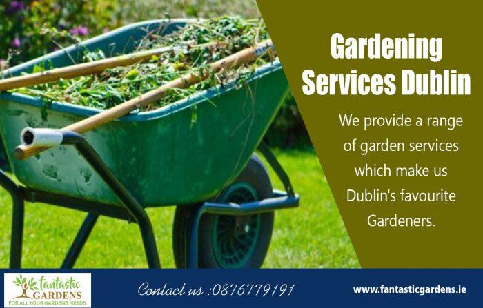 Gardening Services Dublin