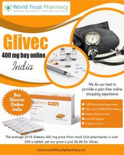 Glivec 400 mg Buy Online India