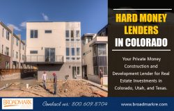 Hard Money Lenders Colorado