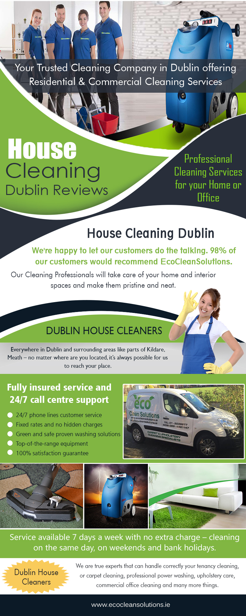 House Cleaning Dublin Reviews