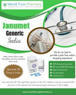 Janumet Generic India