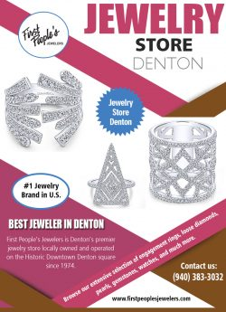 Jewelry Store Denton
