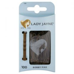 Lady Jayne 7781 Bobby Pin Brown 100 Pack