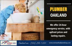 Plumber Oakland | Call – 586-298-7285 | michaelhallplumbing.com