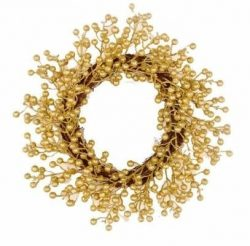 Gold Berry Luxury Christmas Wreath