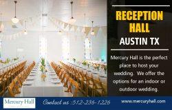 Reception Hall Austin TX