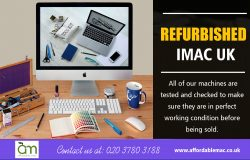 Refurbished iMac UK