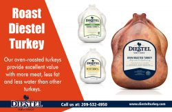 Roast Diestel Turkey