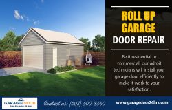 Roll up Garage Door Repair