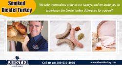 Smoked Diestel Turkey