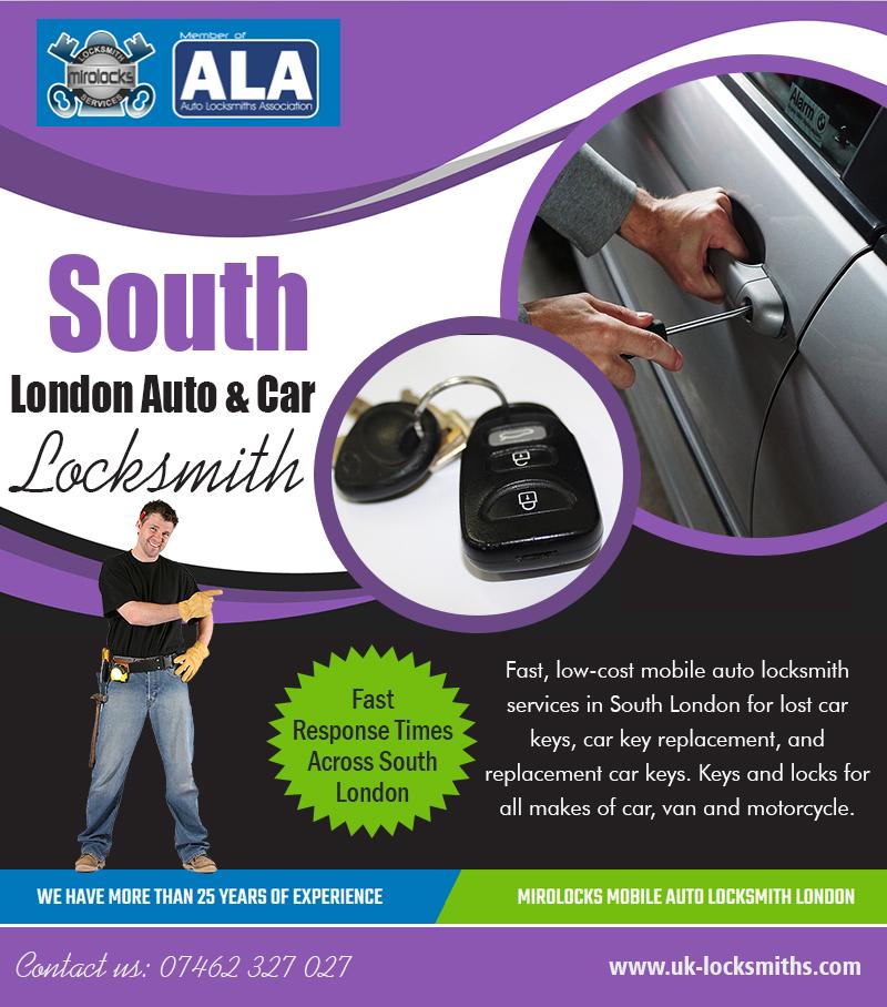 South London Auto & Car Locksmith | Call – 07462 327 027 | uk-locksmiths.com