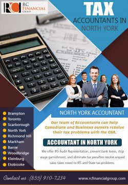 Tax Accountants in North York