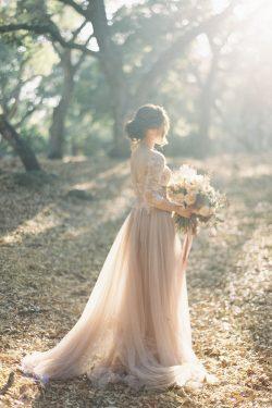2019 Tulle Scoop vestidos de novia una línea 3/4 longitud mangas con apliques US$ 199.99 VTOP8P7 ...