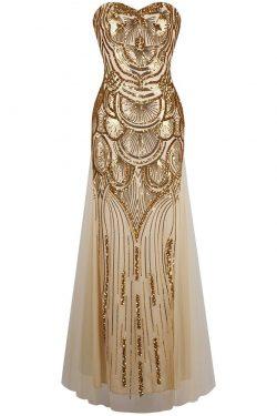 Vestidos de baile de Tulle del amor con rebordear caliente US$ 149.99 VTOPNTLAK3M – Vestid ...
