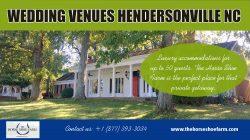 Wedding Venues Hendersonville NC | Call – 828-393-3034 | thehorseshoefarm.com