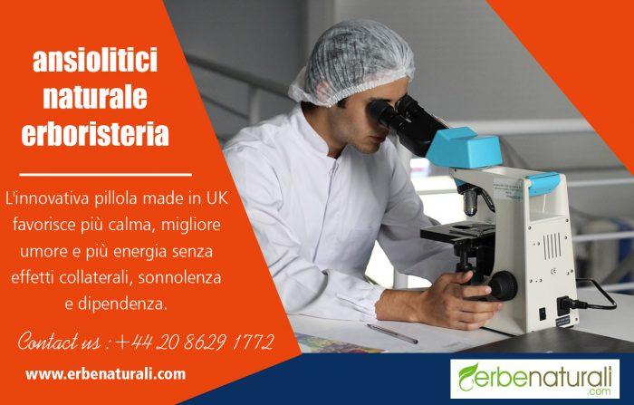 Ansiolitici Naturale Erboristeria | Call-20 8629 1772 | erbenaturali.com