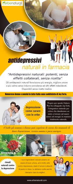 Antidepressivi Naturali Efficaci | Call-20 8629 1772 | erbenaturali.com
