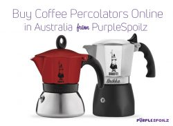 Buy Coffee Percolators Online in Australia from PurpleSpoilz